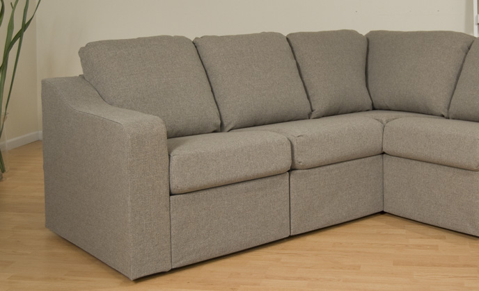 Sectional alisample